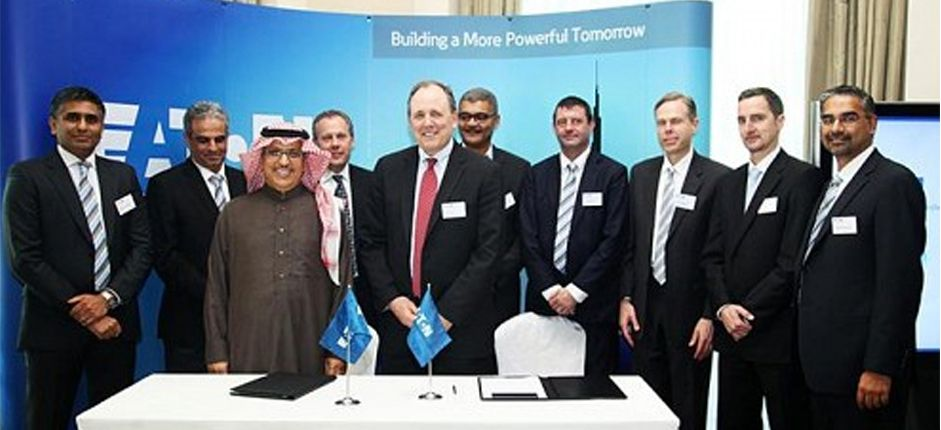 Eaton Appoints Abunayyan Holding's ECO as Franchise Panel Builder.